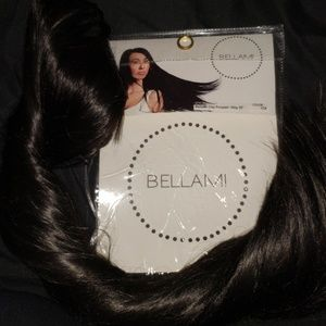 New! Bellami clip ponytail 160g 20inches